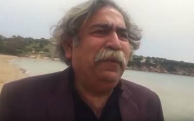 مشہور شاعر اور کالم نگار 'منصور آفاق' کا تازہ کلام