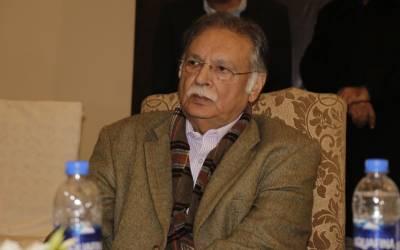 شہبازشریف ،مریم نواز ،حمزہ سب کارکن ،لیڈر صرف نوازشریف ہیں ،پرویز رشید