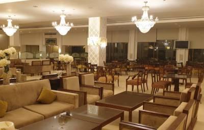 گوادرپی سی پر حملے کے بعد ہوٹل کے اندر کی تصاویر سامنے آگئیں