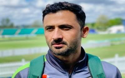 ورلڈ کپ سکواڈ میں شامل نہ کیے جانے پر جنید خان نےانوکھا احتجاج ریکار ڈکرا دیا