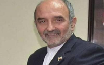 امریکہ اور اتحادی طبل جنگ بجارہے ہیں،ایرانی سفیر نے سپر پاور سے مذاکرات کو زہر قراردیدیا