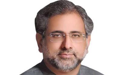 نیب غیرجانبدار نہیں، سیاست دانوں کو توڑنے کے لیے بنایا گیا، اپنی ذات کے لئے پریس کانفرنس نہیں کی:شاہد خاقان عباسی