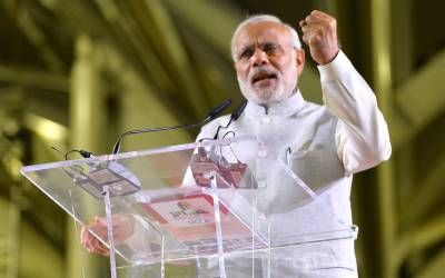 بھارتیہ جنتا پارٹی کی تاریخی کامیابی ، مودی کو وزیراعظم عمران خان ، پیوٹن اور نیتن یاہو کے مبارک باد کے پیغامات