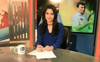 پہلی مرتبہ پاکستانی خاتون ورلڈکپ کیلئے رپورٹنگ پینل کا حصہ بن گئیں