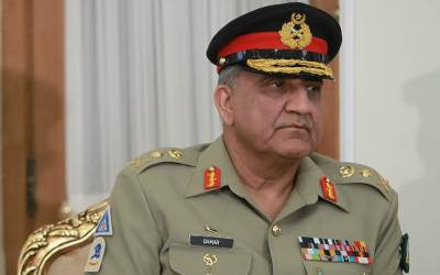 آرمی چیف جنرل قمرجاوید باجوہ سے ایرانی وزیر خارجہ کی ملاقات ، خطے میں امن کیلئے پاکستان کے مثبت کردار کی تعریف کی