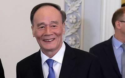 چینی نائب صدر تین روزہ دورے پر پاکستان پہنچ گئے ، استقبال کس نے کیا ؟ جانئے