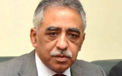 چیئر مین نیب سے متعلق چیزیں کیوں چلیں؟ محمد زبیر کا وزیر اعظم سے مشیر کے متعلق پارلیمنٹ میں وضاحت کرنے کا مطالبہ