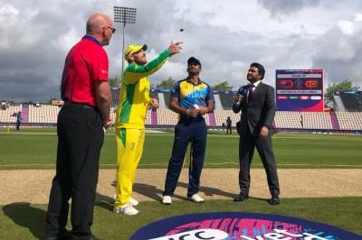 وارم اپ میچ، سری لنکا کا آسٹریلیا کیخلاف ٹاس جیت کر بیٹنگ کا فیصلہ