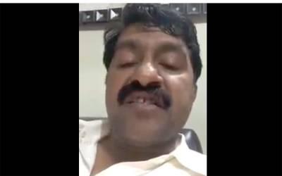 سندھ کا وہ وزیرجو رشوت لینے کیلئے تولیہ باندھ کر باہر نکل آتا ہے ، لوکل گورنمنٹ کے ملازم نے تہلکہ خیز دعویٰ کردیا