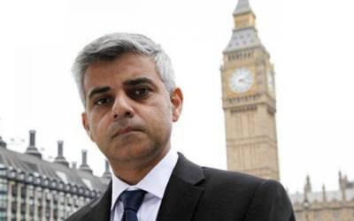 میئر لندن صادق خان نے امریکی صدر کو فاشسٹ قرار دے دیا