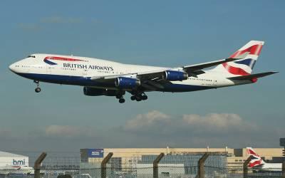 برٹش ایئر ویز کا طویل عرصے بعد پاکستان کیلئے فلائٹ آپریشن بحال ،پہلی پرواز اسلام آباد لینڈکر گئی