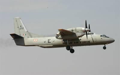 بھارت کا طیارہ مسافروں سمیت لاپتا ہو گیا