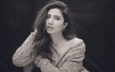 """ماہرہ خان کی نئی پاکستانی فلم """"سپر سٹار'کا پوسٹر جاری"""