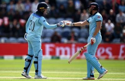 انگلینڈ نے بڑے مارجن کے ساتھ بنگلہ دیش کو شکست دے دی