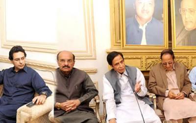 پاکستان مسلم لیگ اور وکلاء نے ہمیشہ ایک دوسرے سے تعاون کیا: چودھری شجاعت حسین، پرویزالٰہی