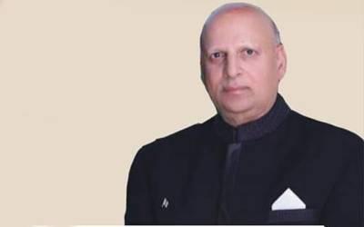 اپوزیشن کی اے پی سی اصل میں ''آل پارٹیز مال بچاؤکانفرنس'' وزیراعظم کی بھارت کومذاکرات کی پیشکش خطےمیں امن کا پیغام ہے:گورنر پنجاب