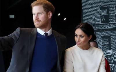 شہزادہ ہیری اور ان کی نو بیاہتا دلہن میگھن مارکل کی نجی تصویر لیک ہو گئی