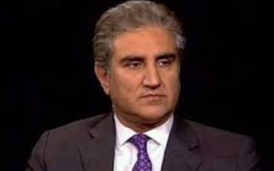 آصف زرداری کی گرفتار ی سے حکومت کا کوئی تعلق نہیں ، وزیر خارجہ شاہ محمود قریشی