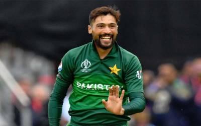 ورلڈ کپ کے اہم میچ میں محمد عامر کی اپنے ون ڈے کیرئیر کی تباہ کن باولنگ