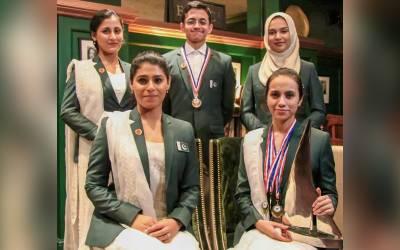 یو کے چیمپیئن شپ میں انسٹیٹیوٹ آف ہیومن میموری ڈویلپمنٹ پاکستان کے طلباء کی شاندار کامیابی