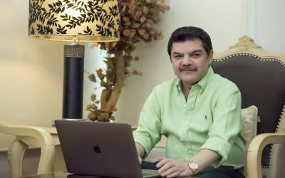 'پنجاب میں کچھ وزرا کھل کر کرپشن کر رہے ہیں' عمران خان کے دوست اینکر مبشر لقمان کا دعویٰ