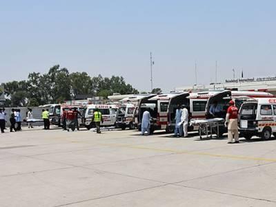 حکومت کے انتہائی افسوسناک اقدام کی وجہ سے ایدھی فاءونڈیشن کا اب کراچی میں ایمبولنس سروس نہ دینے کا فیصلہ