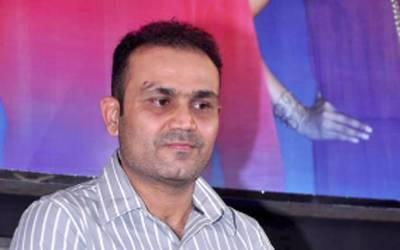 'محمد عامر نہیں بلکہ یہ باؤلر بھارتی بلے بازوں کیلئے مشکلات پیدا کرے گا' وریندر سہواگ نے حیران کن نام بتادیا