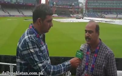 ورلڈ کپ 2019: پاک بھارت ٹاکرا، مانچسٹر سٹیڈیم سے لوگوں کے تاثرات