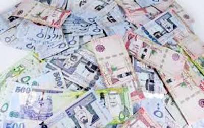 ڈالر کے بعد سعودی ریال کی بھی اونچی اڑان