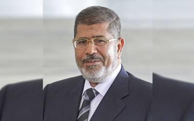 فوجی بغاوت کے نتیجے میں ہٹائے جانے والے مصر کے سابق صدر محمد مرسی کمرہ عدالت میں ہی انتقال کرگئے