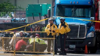 ٹورنٹو،کینیڈین ٹیم کی جیت پر جشن کے دوران فائرنگ،4 افرادزخمی،وزیراعظم جسٹن ٹروڈوکوبحفاظت نکال لیا گیا