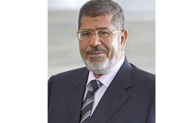 مصرکے سابق صدر محمد مرسی کو قاہرہ میں سپرد خاک کردیاگیا