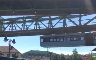 فضاء میں چلنے والی دنیا کی انوکھی ترین ٹرین