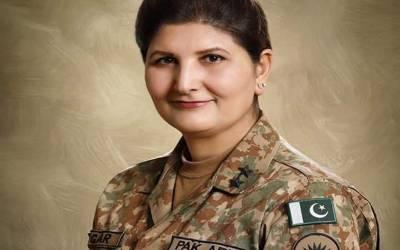 پاک فوج کے 222 جرنیلوں میں موجود واحد خاتون جنرل کون ہیں؟