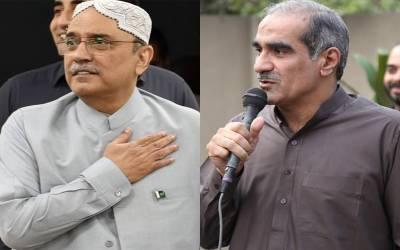 سابق صدر آصف علی زرداری اور خواجہ سعد رفیق کے پروڈکشن آرڈرز جاری