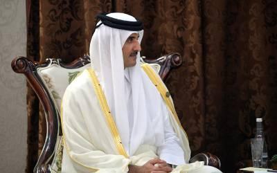 امیر قطر کا پاکستان آمد کاشیڈول تبدیل