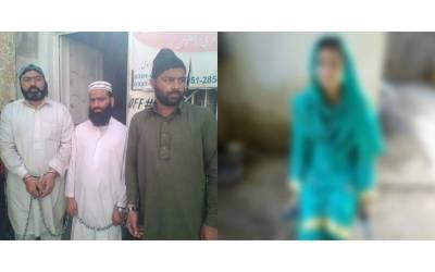 دو سال تک اپنی سگی بہن کو جنسی زیادتی کا نشانہ بنانے والے 3 بدقسمت پاکستانی بھائی