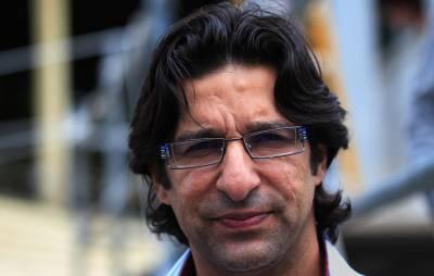 """""""میچ سے پہلے میں قومی ٹیم کے کھلاڑیوں سے ملا تو وہ۔۔۔"""" وسیم اکرم نے حیران کن انکشاف کر دیا، کس کھلاڑی کو ڈراپ کرنا یقینا مشکل فیصلہ رہا ہو گا؟ بتا دیا"""