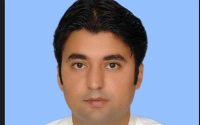 مراد سعید نے سابق صدر آصف زرداری پر سنگین الزام لگا دیا