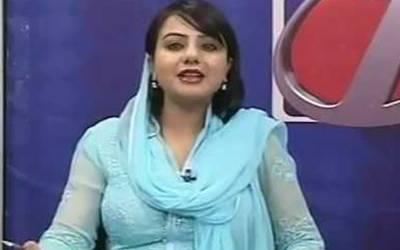 مائزہ حمید نے وزیر اعظم عمران خان پر سنگین الزامات عائد کردئیے