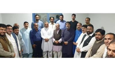 مسلم لیگ ن میں نئے لوگوں کی شمولیت کے لئے مشاورتی اجلاس