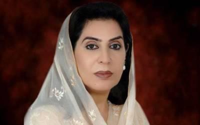وفاقی وزیر فہمیدہ مرزا نے وزیر اعظم سے صرف احتساب کرنے کا مطالبہ کردیا