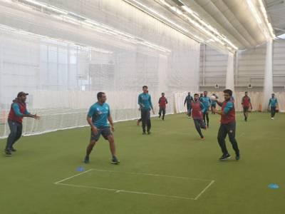 پاکستانی کرکٹ ٹیم اپنا ساتواں میچ نیوزی لینڈ کے خلاف کل برمنگھم میں کھیلے گی