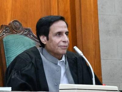 انتشار کا ایجنڈا پھیلانے والوں کو ناکامی ہو گی،عمران خان کی حکومت پانچ سال پورے کرے گی: چوہدری پرویز الہی