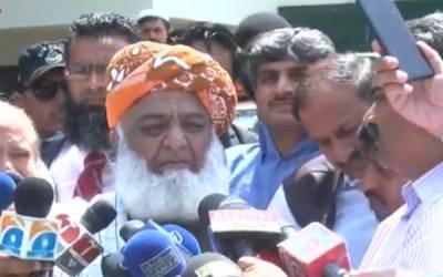 اے پی سی ،مولانا فضل الرحمان نے اسمبلیوں سے استعفیٰ کی تجویز،سیاسی جماعتیں خاموش ہو گئیں