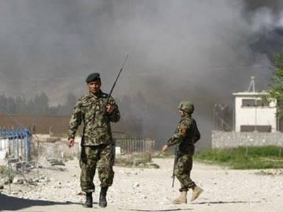 افغانستان، طالبان حملوں میں،26اہلکار ہلاک 9زخمی،ضلعی پولیس چیف سمیت 3اہلکاربم دھماکے میں مارے گئے