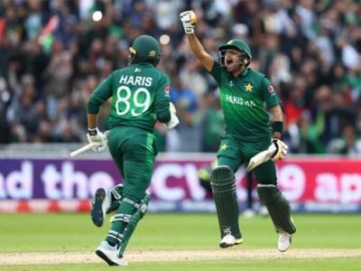 نیوزی لینڈ کو شکست ،پوائنٹس ٹیبل پر ٹیموں کی کیا پوزیشن ہے اور پاکستان اپنے آئندہ دو میچز کن آسان حریفوں سے کھیلے گا ؟جانئے