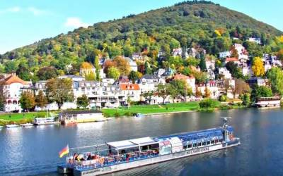 یورپ کا سب سے بڑا اور خوب صورت ترین دریا 'رائن' کتنے ممالک سے گزرتا ہے ، اس کے بارے میں حیرت انگیز معلومات آپ بھی جانئے