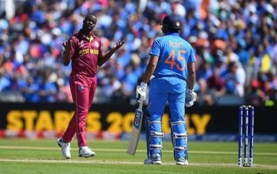 بھارت نے ویسٹ انڈیز کو شکست دے دی