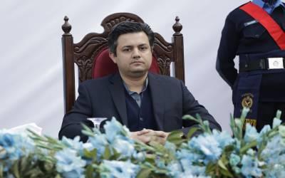 ملک بےنامی اکاؤنٹس اورٹی ٹی سے نہیں چل سکتا:وزیر مملکت حماد اظہر